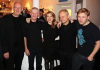 Mette Juul, Alex Riel, Heine Hansen, Jesper Lundgaard and Jesper Riis.