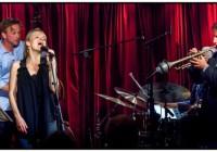 Jazzhus Montmartre : Mette Juul, Nikolaj Hess, Alex Riel, Gerard Presencer and Morten Ramsbøl.